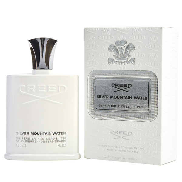 Silver Mountain Water by Creed 120ml EDP