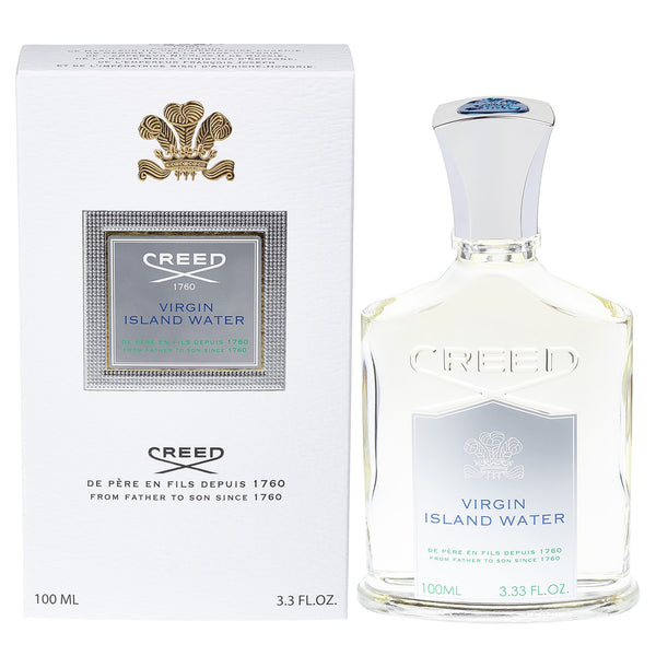 Creed Virgin Island Water 100ml EDP Spray (New Packaging)