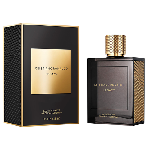Legacy by Cristiano Ronaldo 100ml EDT