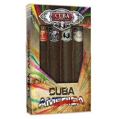 Cuba America 4-Piece Collection Gift Set
