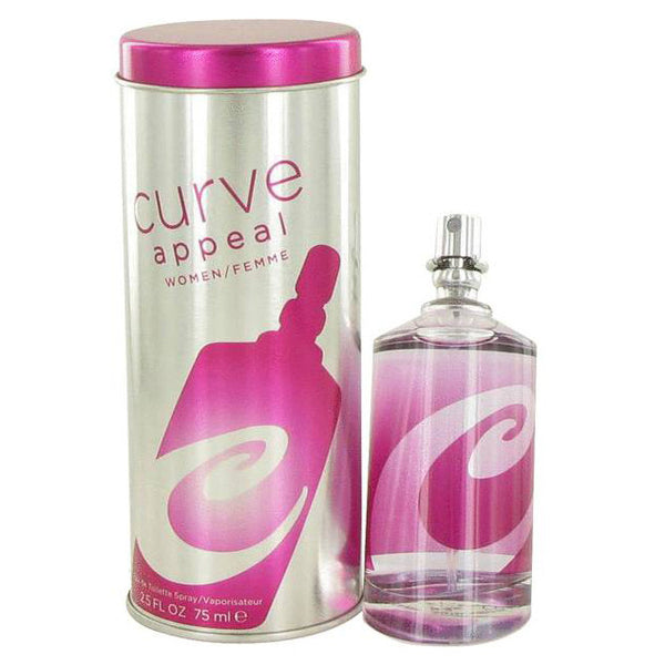 Curve Appeal by Liz Claiborne 75ml EDT (W)