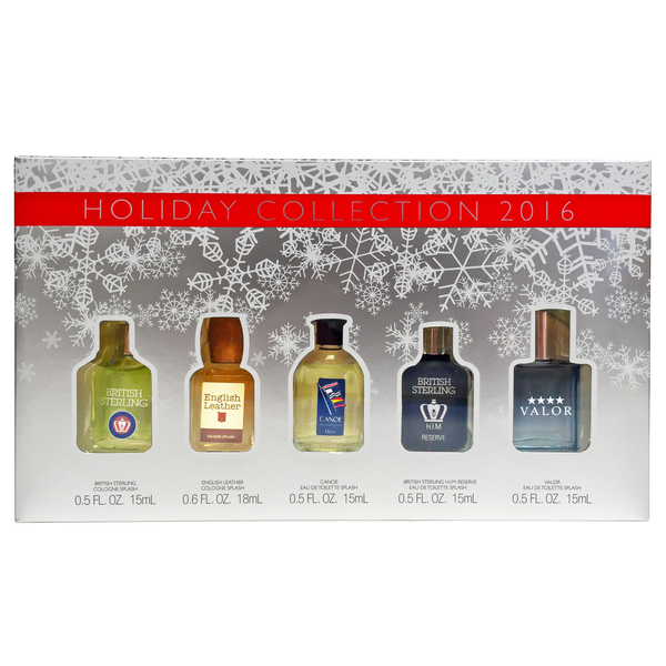 Dana Fragrance Holiday Collection 5 Piece Gift Set