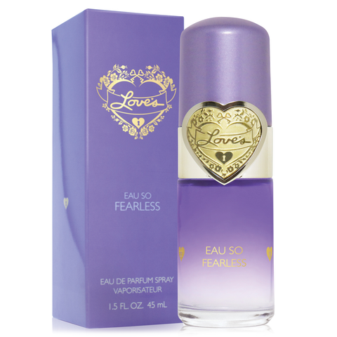 Eau So Fearless by Dana 45ml EDP