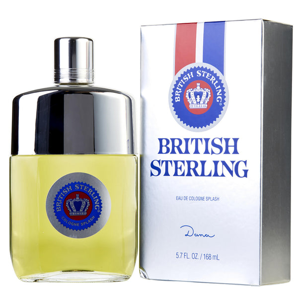 British Sterling by Dana 168ml EDC