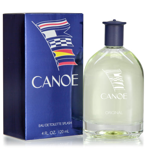 Canoe by Dana 120ml EDT Splash for Men