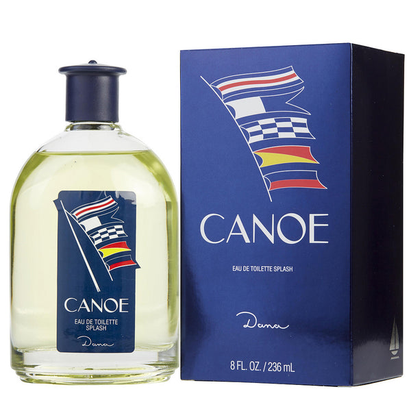 Canoe by Dana 236ml EDT Splash for Men