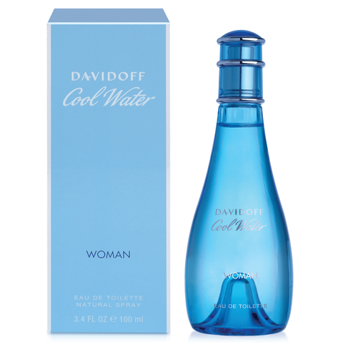 Cool Water by Davidoff 100ml EDT for Women