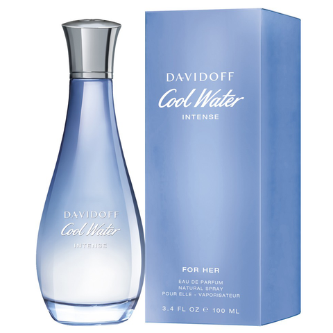 Cool Water Intense by Davidoff 100ml EDP for Women