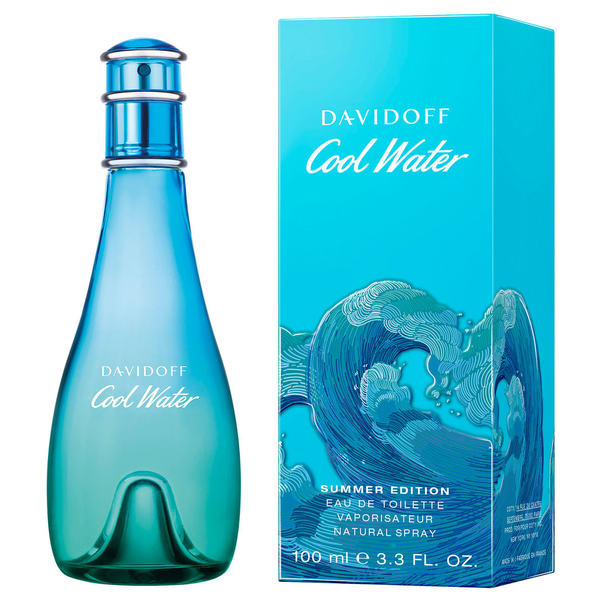 Cool Water Summer Edition by Davidoff 100ml EDT