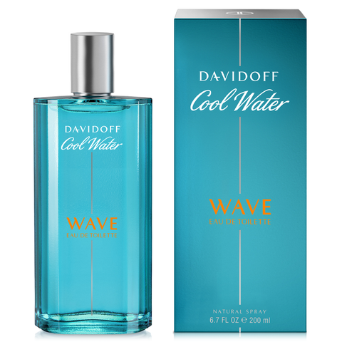 Cool Water Wave by Davidoff 200ml EDT