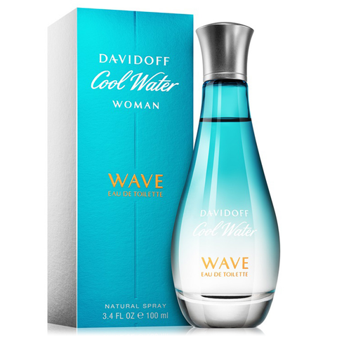 Cool Water Woman Wave by Davidoff 100ml EDT