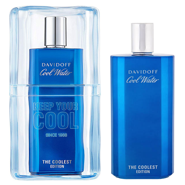 Cool Water The Coolest Edition by Davidoff 200ml EDT