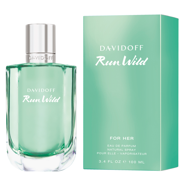 Run Wild by Davidoff 100ml EDP for Women