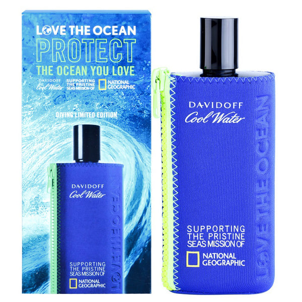 Cool Water Diving Ltd. Edition by Davidoff 200ml EDT