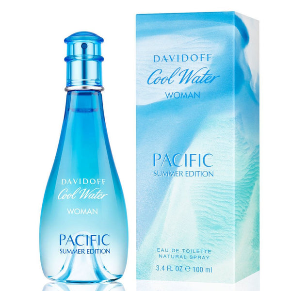 Cool Water Pacific Summer by Davidoff 100ml EDT for Women
