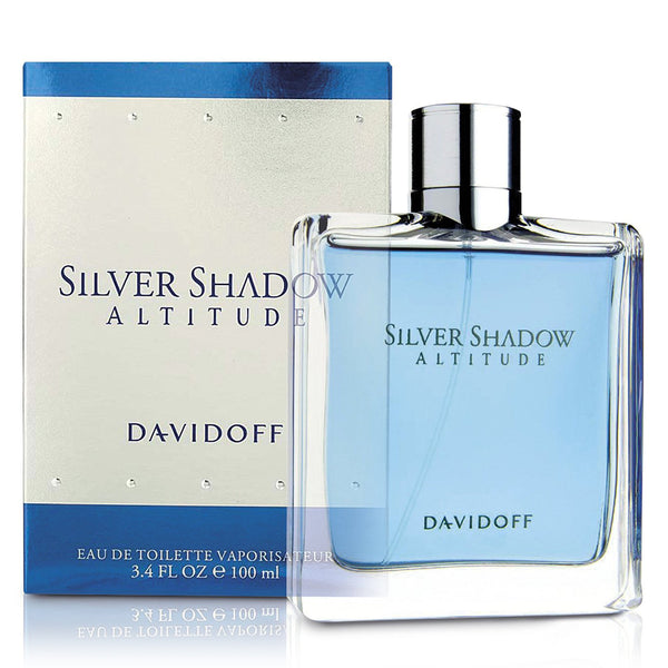 Silver Shadow Altitude by Davidoff 100ml EDT
