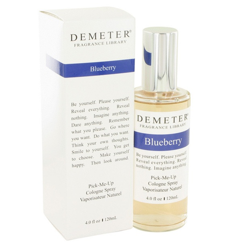 Blueberry by Demeter 120ml Pick-Me-Up Cologne Spray