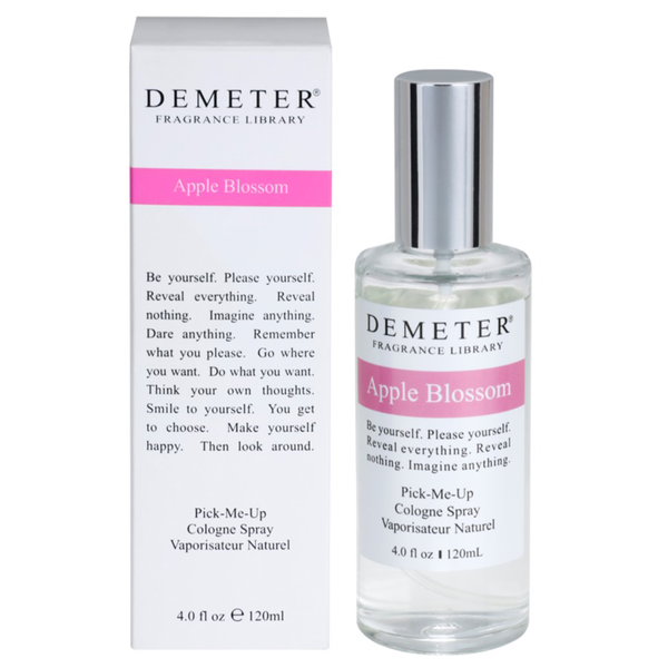 Apple Blossom by Demeter 120ml Pick-Me-Up Cologne Spray