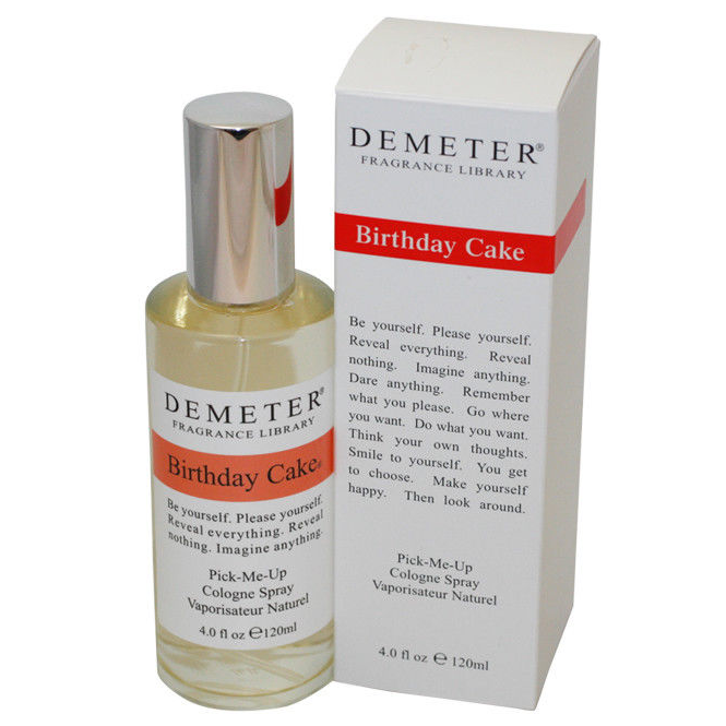 Birthday Cake By Demeter 120ml Cologne Spray Perfume Nz