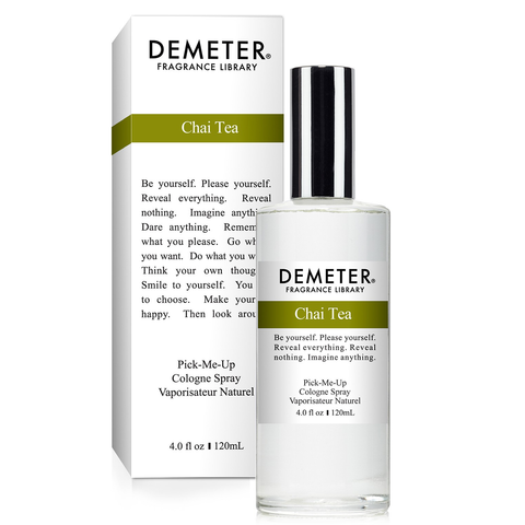 Chai Tea by Demeter 120ml Cologne Spray