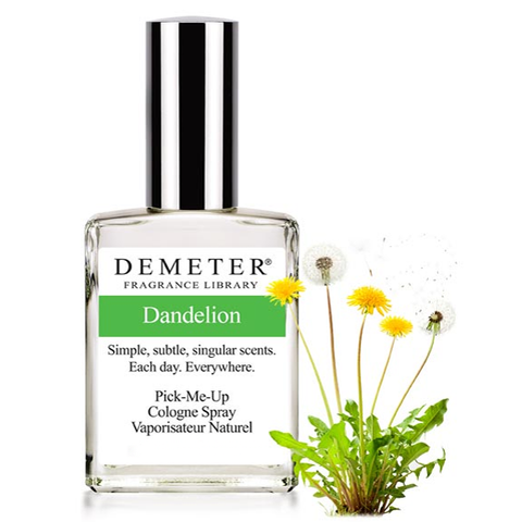 Dandelion by Demeter 120ml Pick-Me-Up Cologne Spray