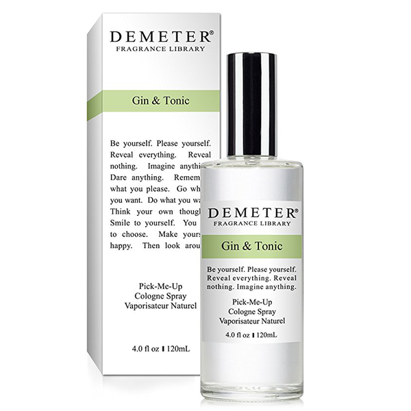 Gin & Tonic by Demeter 120ml Cologne Spray