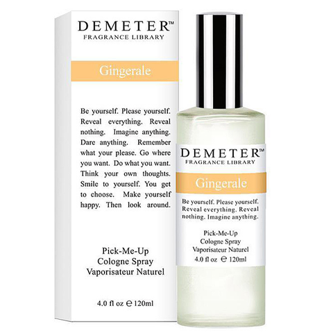 Gingerale by Demeter 120ml Cologne Spray