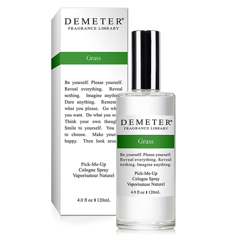 Grass by Demeter 120ml Pick-Me-Up Cologne Spray