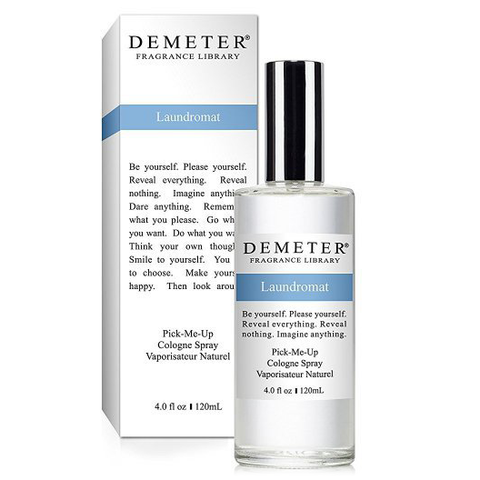 Laundromat by Demeter 120ml Pick-Me-Up Cologne Spray