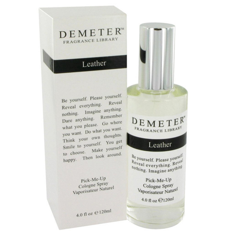 Leather by Demeter 120ml Cologne Spray