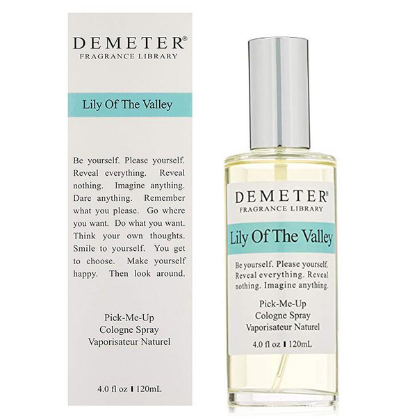 Lily Of The Valley by Demeter 120ml Pick-Me-Up Cologne Spray