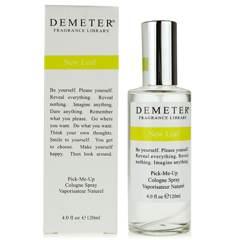 New Leaf by Demeter 120ml Cologne Spray