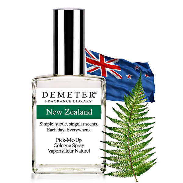 New Zealand by Demeter 120ml Pick-Me-Up Cologne Spray