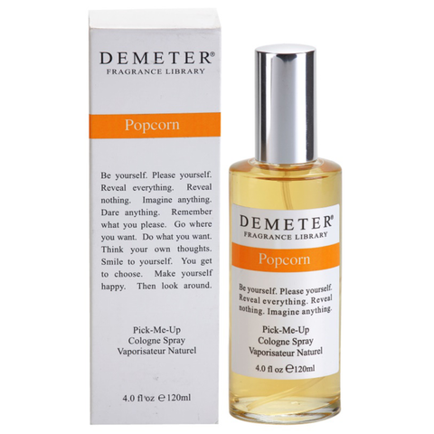 Popcorn by Demeter 120ml Cologne Spray