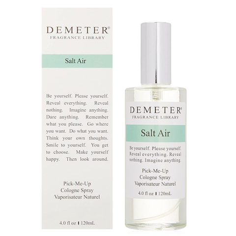 Salt Air by Demeter 120ml Pick-Me-Up Cologne Spray