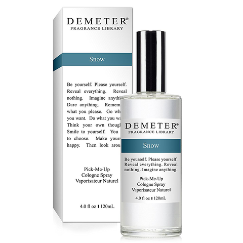 Snow by Demeter 120ml Cologne Spray