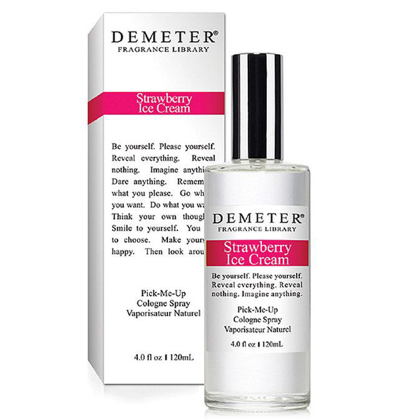 Strawberry Ice Cream by Demeter 120ml Cologne Spray