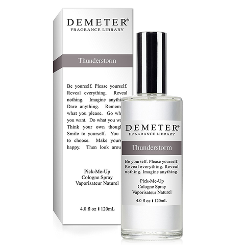 Thunderstorm by Demeter 120ml Cologne Spray