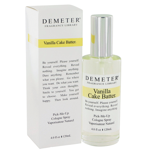 Vanilla Cake Batter by Demeter 120ml Cologne Spray