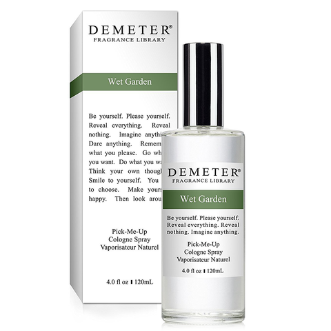 Wet Garden by Demeter 120ml Cologne Spray