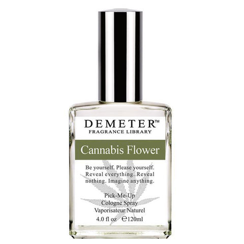 Cannabis Flower by Demeter 120ml Pick-Me-Up Cologne Spray