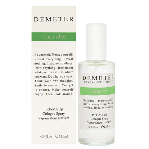 Cucumber by Demeter 120ml Pick-Me-Up Cologne Spray