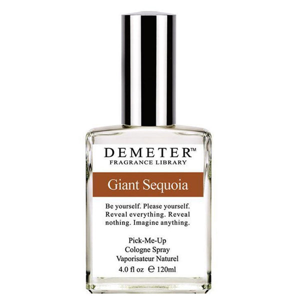 Giant Sequoia by Demeter 120ml Pick-Me-Up Cologne Spray