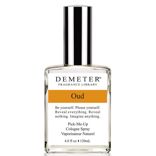 Oud by Demeter 120ml Pick-Me-Up Cologne Spray