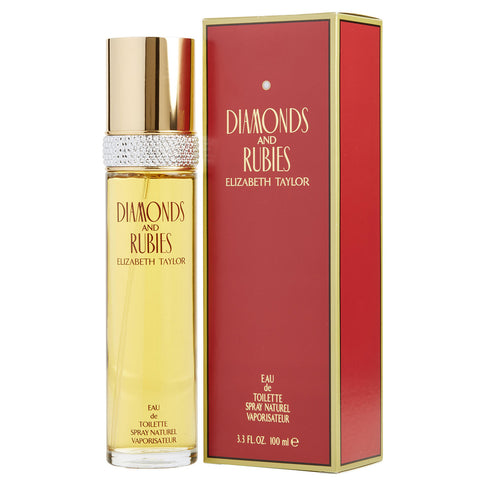Diamonds & Rubies by Elizabeth Taylor 100ml EDT