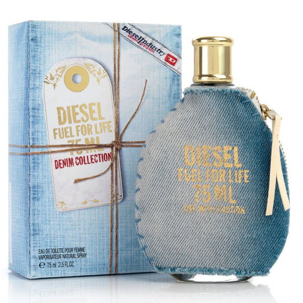 Diesel Fuel For Life Denim 75ml EDT for Women