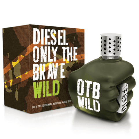 Only The Brave Wild by Diesel 75ml EDT