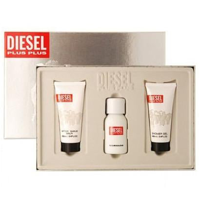 Diesel Plus Plus Feminine by Diesel 75ml EDT 3 Piece Gift Set