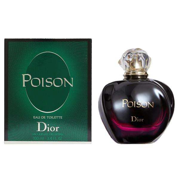 Poison by Christian Dior 100ml EDT for Women