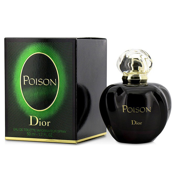 Poison by Christian Dior 50ml EDT for Women